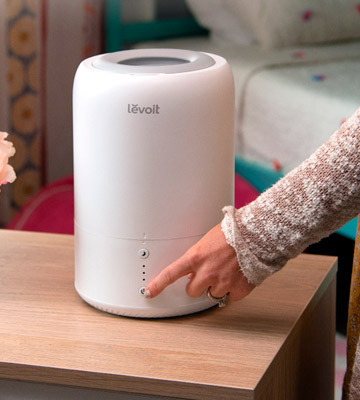 Review of Levoit Dual 100 Humidifiers for Bedroom