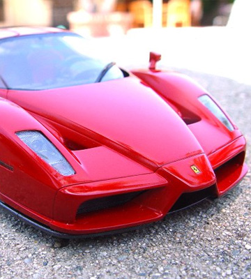 Review of Revell Ferrari Enzo 85-1967