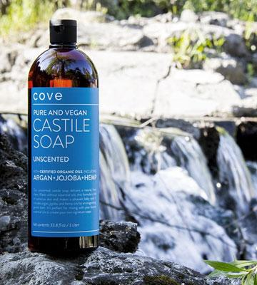 Review of Cove Unscented Castile Soap Concentrated Liquid