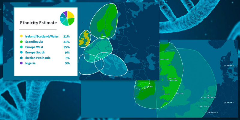 Ancestry DNA Tests for Ethnicity in the use