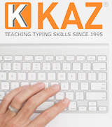KAZ Typing Tutor Teaching the World to Type