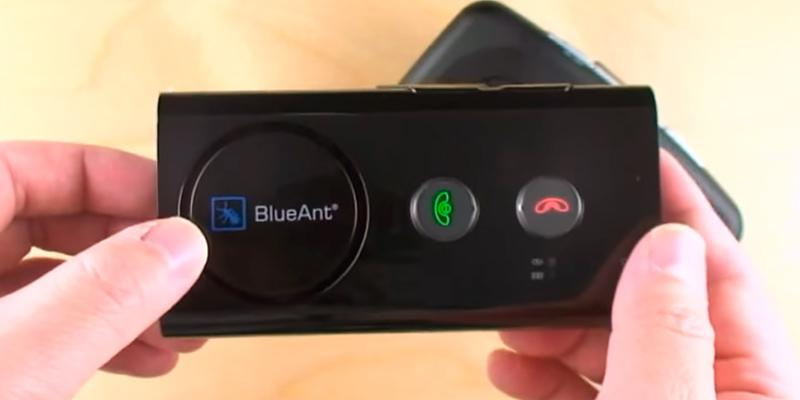 BlueAnt BA-SUPERTOOTH3 Supertooth 3 Automatically Reconnects in the use