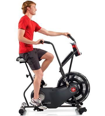 Review of Schwinn AD6 Airdyne Upright Exercise Bike