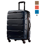 Samsonite Omni PC 24 Hardside Spinner
