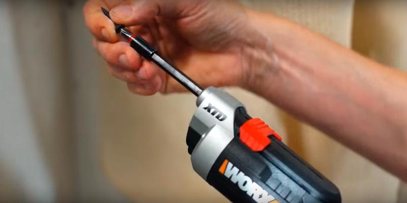 Detailed review of WORX WX252L XTD Extended Reach Electric Screwdriver
