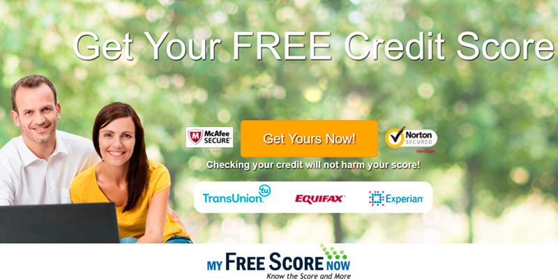 Detailed review of My Free Score Now Credit Report