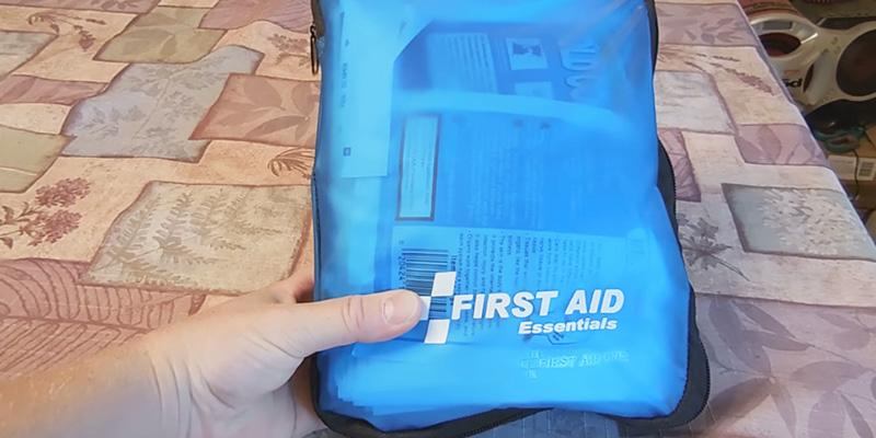 Detailed review of First Aid Only First Aid Kit