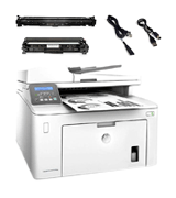 HP Laserjet Pro M148dw All-In-One Laser Wireless Printer