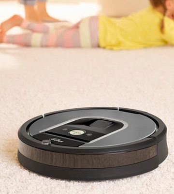 Review of iRobot Roomba 960 Robot Vacuum