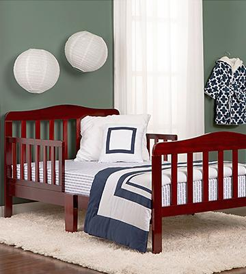 Review of Dream On Me Classic Toddler Bed