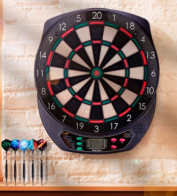 Review of WIN.MAX Electronic Dart Board