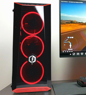 Review of CyberpowerPC Gamer Xtreme (GXIVR8020A4) Gaming Desktop VR Ready
