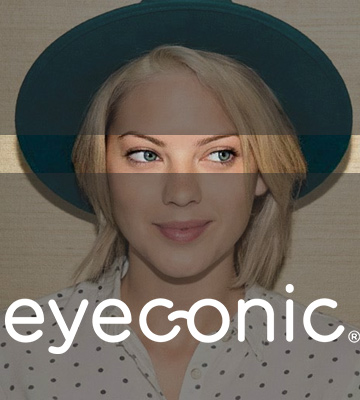 Review of Eyeconic Color and Enhancing Contact Lenses