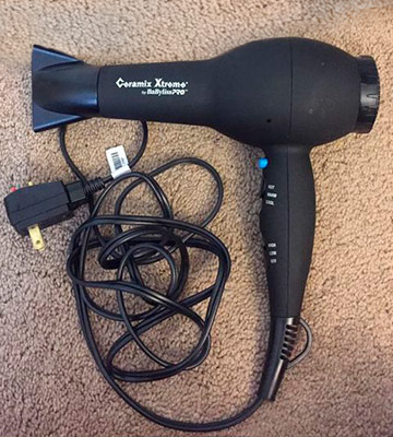 Review of BaBylissPRO Ceramix Xtreme Hair Dryer
