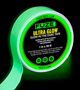FUZE Ultra Glow Glow in the Dark Tape