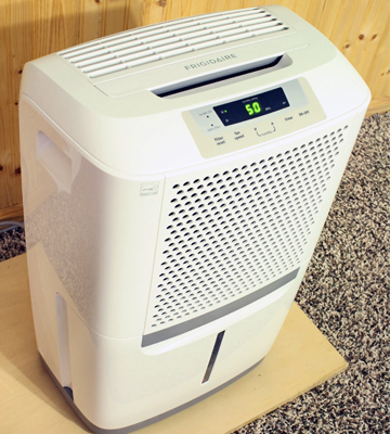 Review of Frigidaire FAD504DWD 50 Pint Dehumidifier