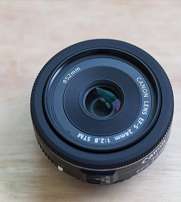 Review of Canon EF-S 24mm f/2.8 STM Wide Angle Prime Lens