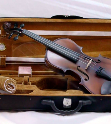 Review of Kennedy Violins Bunnel Pupil Clearance Violin Outfit (4/4)