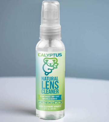 Review of Calyptus Spray Care Kit Eyeglass Lens Cleaner