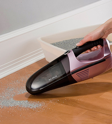 Review of Shark SV780 Cordless Pet Perfect II Hand Vacuum
