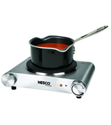 Nesco SB-01 Stainless Steel Portable Electric Burner