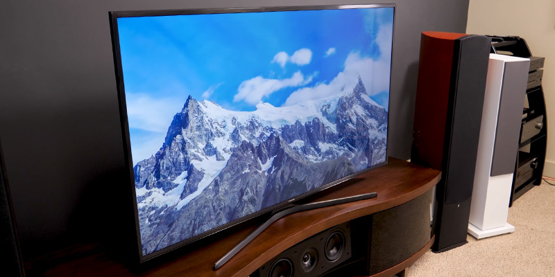 Review of Samsung UN43MU6300FXZA 43-Inch 4K Smart LED TV