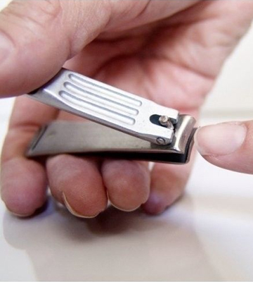 Review of Seki Edge SS-106 Stainless Steel Fingernail Clipper