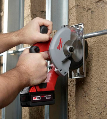 Review of Milwaukee 2682-20 M18 Metal Saw