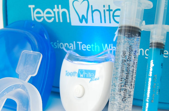 Comparison of Teeth Whitening to Achieve a Pearly White Smile