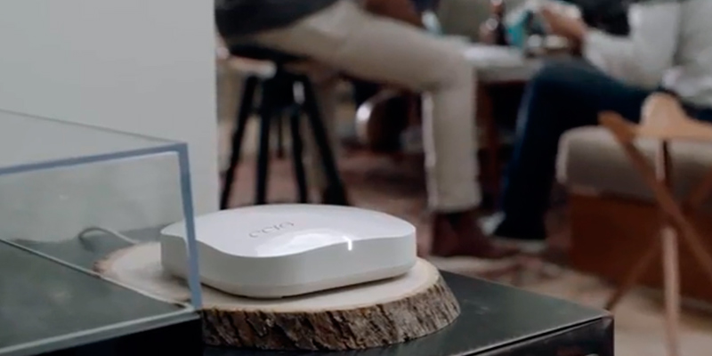 Review of eero Pro WiFi System 2nd Generation of Advanced Tri-Band Mesh (Pack of 3)