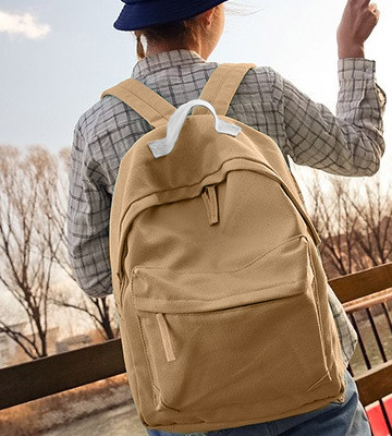 Review of Leaper BP3018 School Backpack