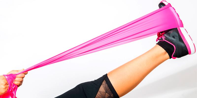 Review of Super Exercise Band Long Resistance Bands