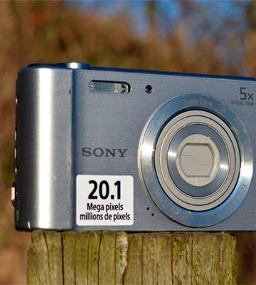 Review of Sony DSC-W800 Digital Camera