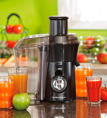 Review of Hamilton Beach 67601A Electric Juicer