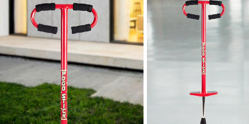 Review of High Bounce Pogo Stick with Adjustable Handles