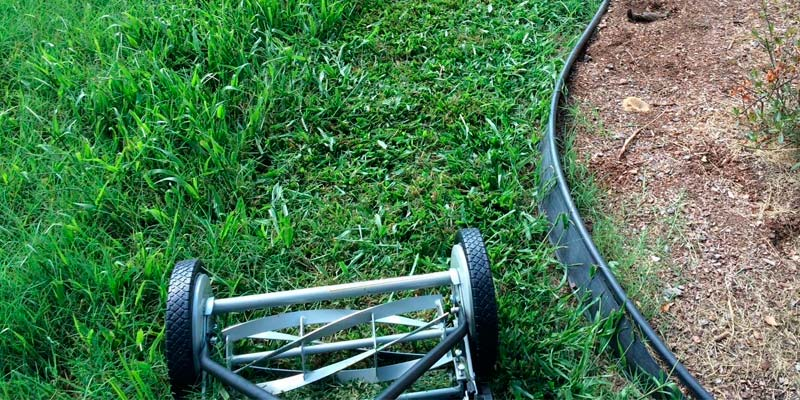 Review of Great States 415-16 Standard Lawn Mower With T-Style Handle And Heat Treated Blades