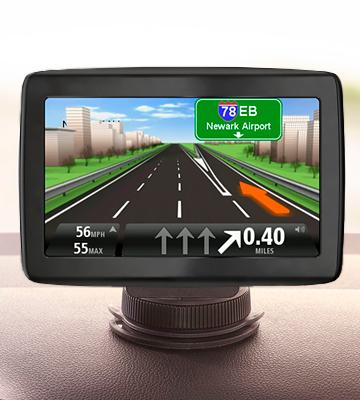 Review of TomTom VIA 1505M GPS Navigation System