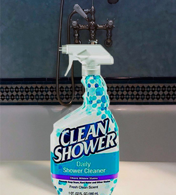 Review of Scrub Free Clean Shower Daily Shower Cleaner