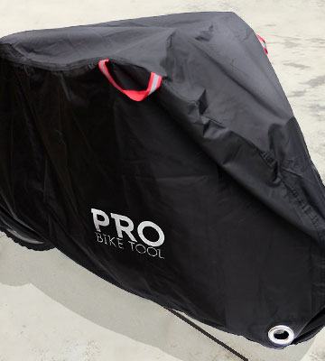 Review of Pro Bike Tool FBA_BC-00 Bike Cover for Outdoor Bicycle Storage