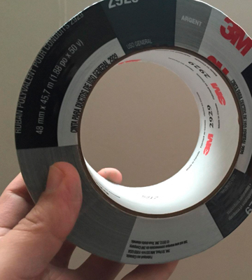 Review of 3M 2929 Utility Duct Tape