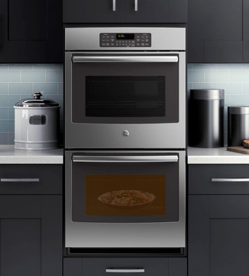 Review of GE JK3500SFSS Double Wall Oven