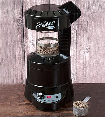 Review of FreshRoast SR500 Automatic Coffee Bean Roaster