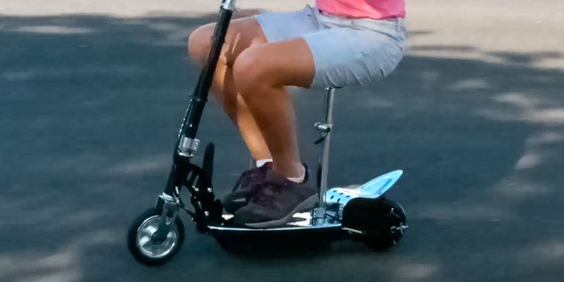 Review of Maxtra Electric Scooters Motorized Scooter for kids