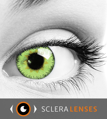 Review of SCLERA - LENSES Contact Lenses