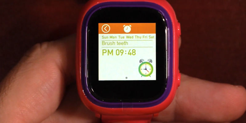 Review of TickTalk TT2.0S Touch Screen Kids Smart Watch with GPS Tracking