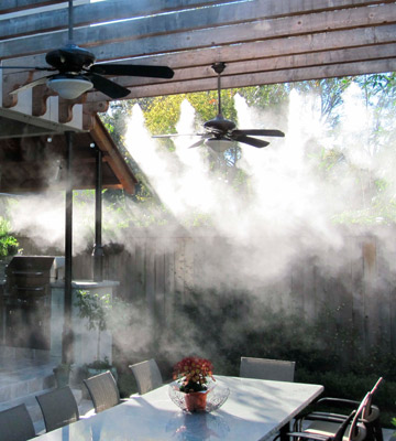 Review of Garden Land 33Ft, 10 Brass Mist Nozzles Misting System