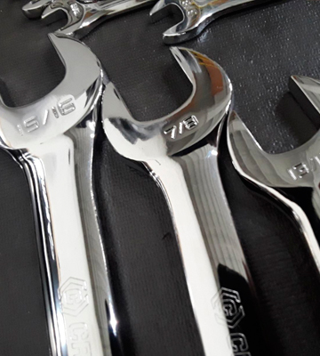 Review of Crescent CCWS4 14 Piece Combination Wrench Set