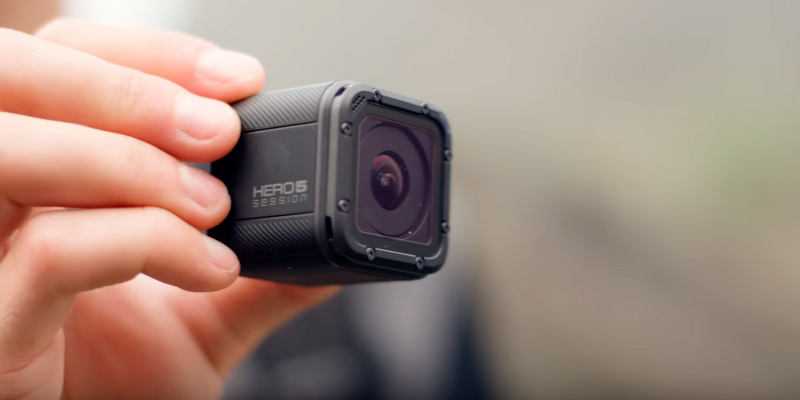 Review of GoPro CHDHS-502 HERO5 Session Action Camera