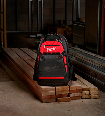 Review of Milwaukee 48-22-8200 35-Pocket Jobsite Backpack