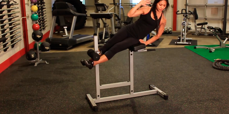 Review of Powerline PCH24X Roman Chair/Back Hyperextension